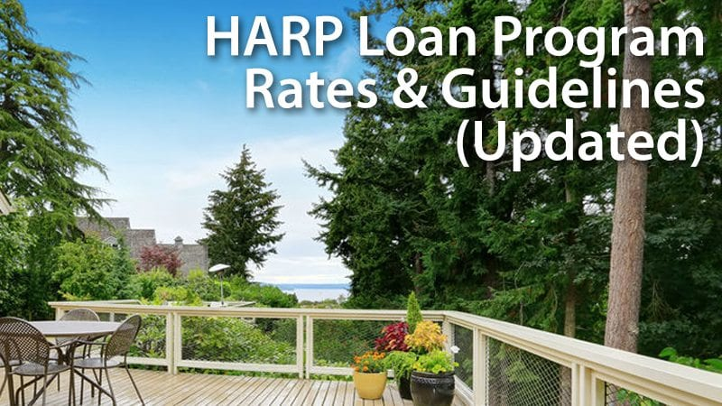 HARP Program: The Refinance Loan Homeowners Can't Afford to Miss
