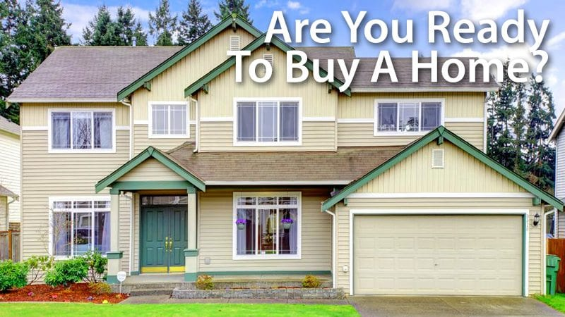 3 signs that you're ready to buy your first home