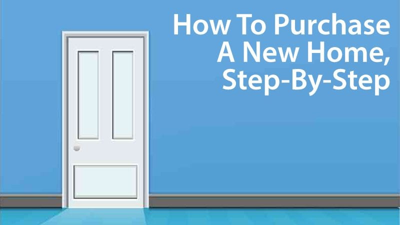 How to purchase a home, step-by-step