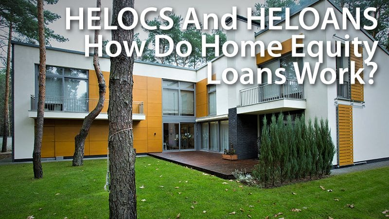 heloc and home equity loan