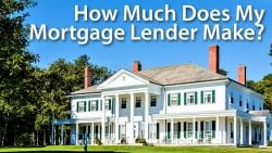how much does mortgage lender make from my loan