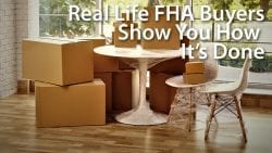 FHA Homebuyers Find Success