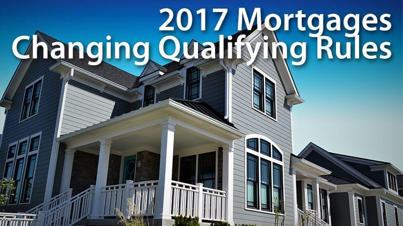 mortgages in 2017