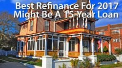 15-year refinance mortgage