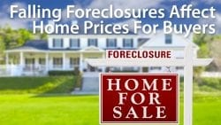 foreclosures affect home prices