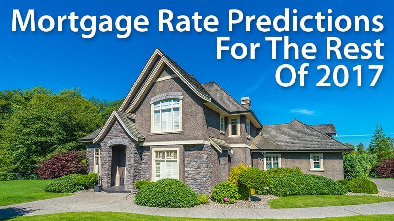 2017 mortgage rates
