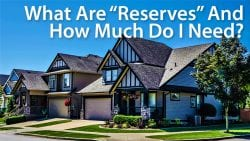 mortgage reserves