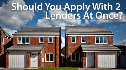 Can You Apply For A Mortgage With Two Lenders At Once?