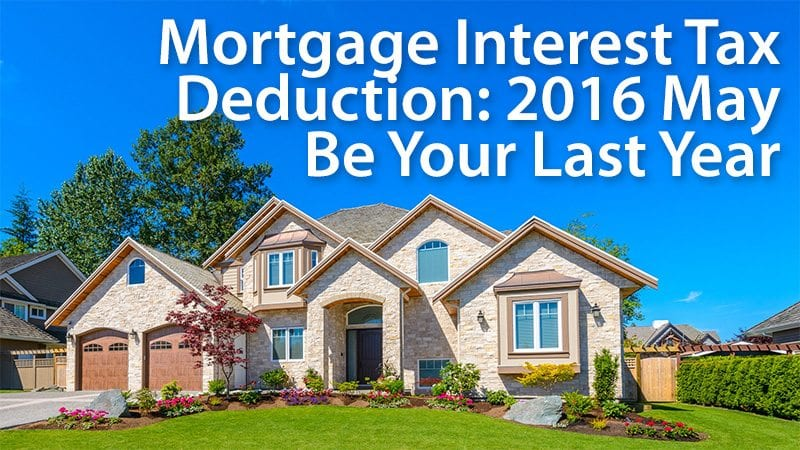 Mortgage Interest Rates Deduction