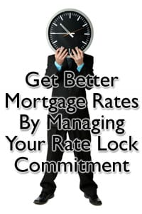 Mortgage Rate Lock Commitments can influence mortgage rates