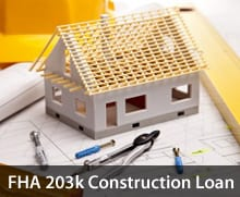 FHA 203k Mortgage Loan