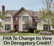 FHA may waive the mandatory 3-year waiting period after a foreclosure