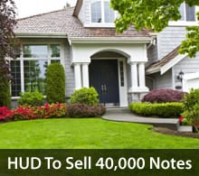 Fha mortgage insurance premiums may benefit from hud note sale for Fha house plans
