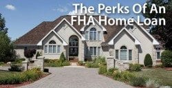 FHA loans allow 3.5% downpayment and up to six percent in Interested Party Contributions