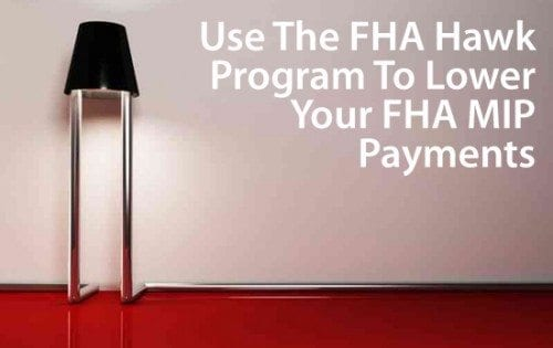 """FHA HAWK Program: """"Homeowners Armed With Knowledge"""" Get FHA MIP Reductions"""