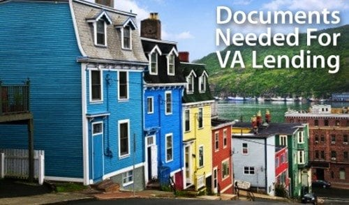 VA Loans: The Two Required Documents You'll Need For Low VA Mortgage Rates
