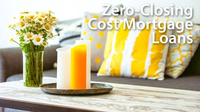 Refinancing your home with a zero-closing cost mortgage loan