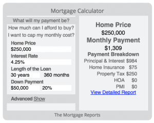mortgage calculator free my mortgage home loan