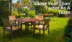 Close your loan faster by working as a team