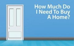 How much money do I need to buy a home (Kyle Hiscock)
