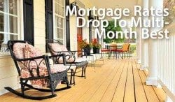 Mortgage rates hit multi-month best