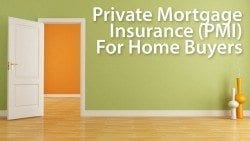 Private mortgage insurance (PMI) is neither good nor bad