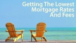 Shopping for mortgage rates and mortgage closing costs