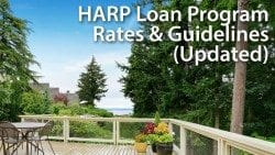 The Home Affordable Refinance Program (HARP) explained in plain English