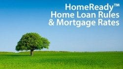 The HomeReady™ Home Loan Program from Fannie Mae
