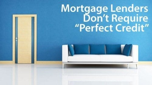 You Don't Need A 740 FICO Score To Get A Mortgage