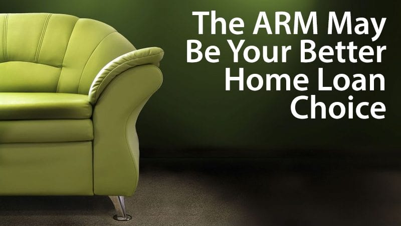 Reasons To Choose An Arm Over A Fixed Rate Mortgage