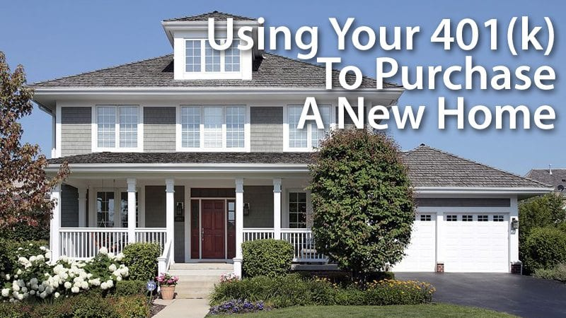 Read this before borrowing from your 401 k to purchase a home Borrowing money to build a house
