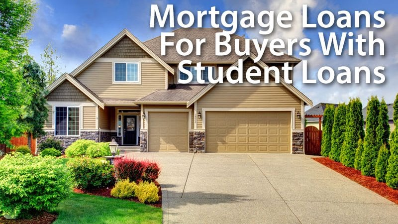 First-Time Home Buyers Guide to buying a home with student loans on your credit report