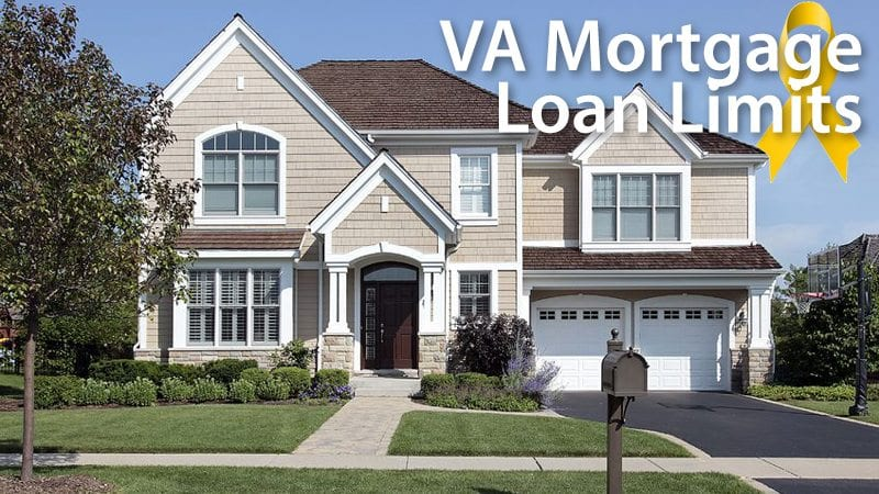What are VA mortgage loan limits?