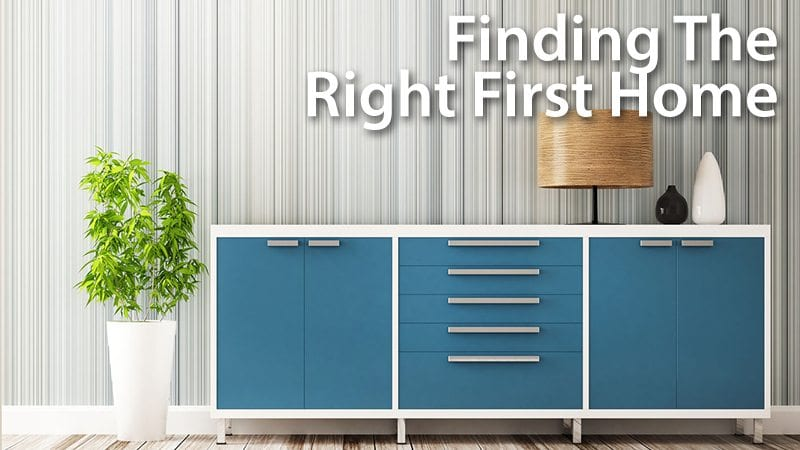 Find The Right Home The First Time