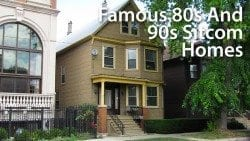 Affordability of 80s and 90s Sitcom Homes