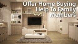 Non-Occupant Co-Borrower FHA Family Mortgage