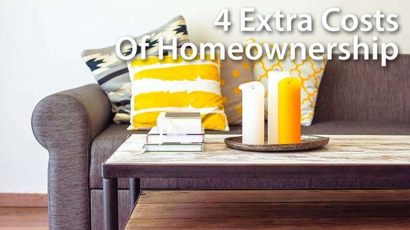 Extra Costs Of Homeownership