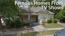 Famous TV Show Homes