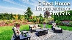 5 Best Home Improvement Projects