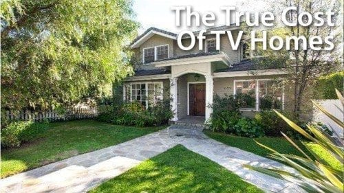 What Would It Cost To Own These Famous TV Homes?