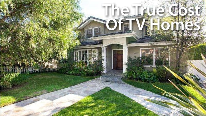 What Would It Cost To Own These Famous Tv Homes Mortgage Rates Mortgage News And Strategy