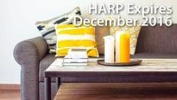 HARP Expires December 2016