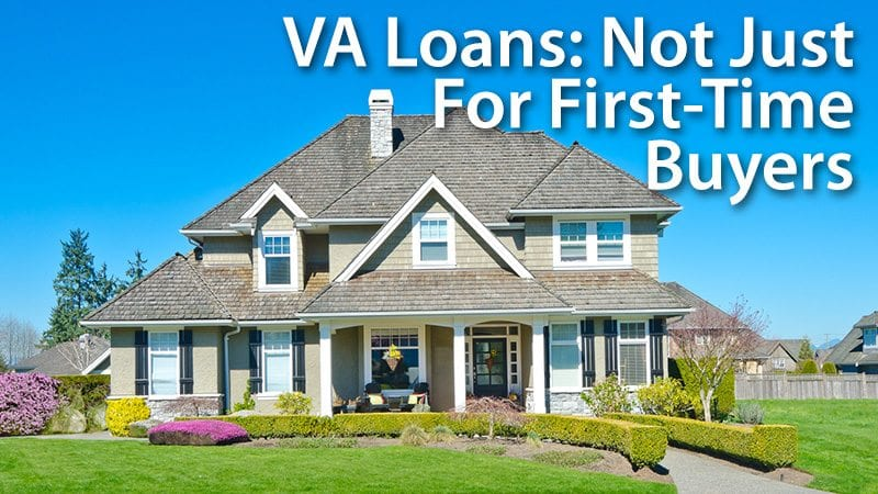 Use your 100 va loan benefit as many times as you want for Two loans for one house