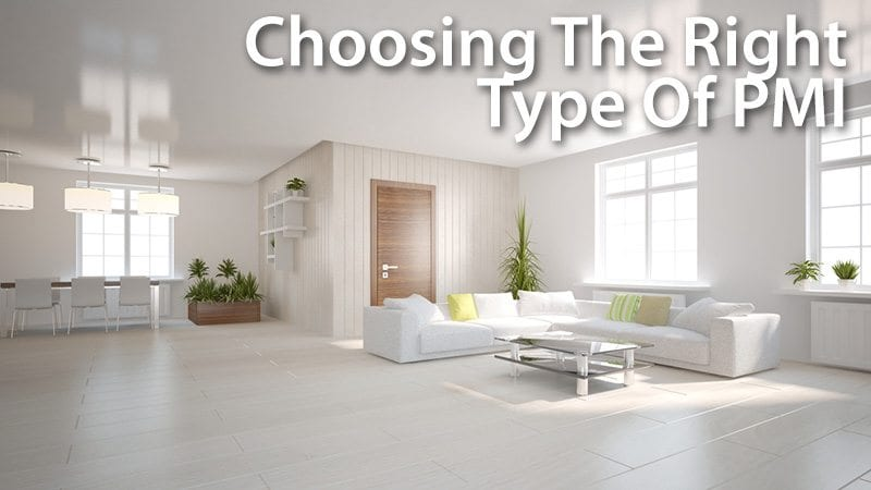 Choosing The Right Type Of PMI
