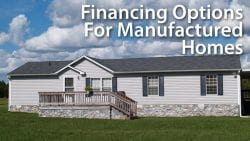 Financing Options For Manufactured Homes Mobile Homes Mortgage