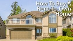 How To Buy A Rent-To-Own Home