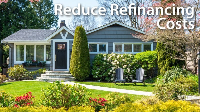 How to Negotiate Refinancing Costs – Fha Streamline Refinance Calculator Worksheet