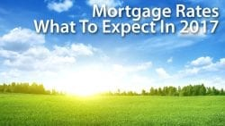 Mortgage Rate Predictions 2017