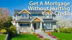 Mortgage Refinance Credit Inquiries